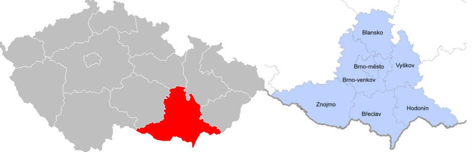 Sex seznamka Jižní Morava